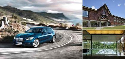 BMWと絶景を堪能できる旅行が当たる!
