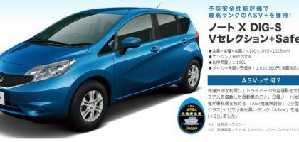 先進安全技術搭載の日産新型ノートが当たる車懸賞キャンペーン!