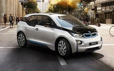 電気自動車 BMW i3 が2ヶ月間試乗できる車懸賞!