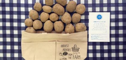 カルビー大収穫祭2016に当選してジャガイモが届きました!