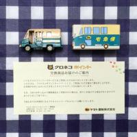 クロネコヤマト ミニカー・ウォークスルーW号車が届きました!