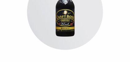 LINE懸賞でペットボトルのコーヒー「クラフトボス」が当選!