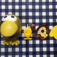 苦節3年…悲願の「おもちゃのカンヅメ」金のキョロちゃん缶当選!