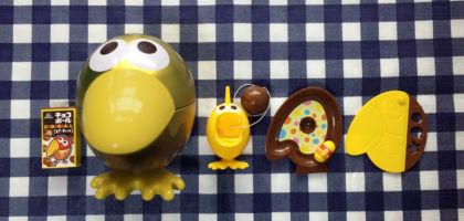 苦節3年...悲願の「おもちゃのカンヅメ」金のキョロちゃん缶当選!