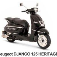 プジョーのDjango(ジャンゴ)が当たる豪華バイク懸賞!