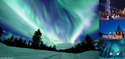 フィンランド オーロラツアー8日間が当たる、ボルボの高額懸賞!