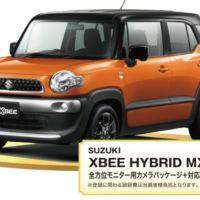 スズキのコンパクトSUV「XBEEハイブリッド」が当たる自動車懸賞!