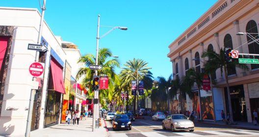 ロサンゼルス5日間の旅が当たる豪華海外旅行懸賞!