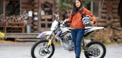 オフロードバイクが当たるフォロー&RTキャンペーン