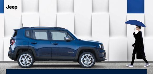 Jeep SUV「コンパス」が当たる豪華キャンペーン