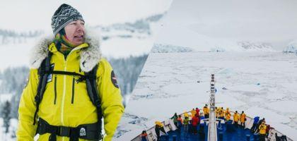 極地冒険家と行く「南極観測ツアー」が当たるInstagram懸賞!
