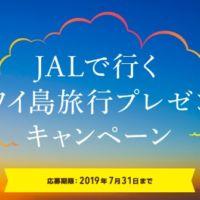 JALで行く、ハワイ島3泊5日が当たる海外旅行懸賞!