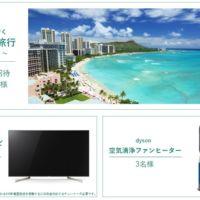 ハワイ旅行や豪華家電が当たる、ゴルフ写真投稿キャンペーン!