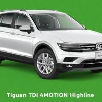 フォルクスワーゲンのコンパクトSUV「Tiguan」が当たる自動車懸賞!