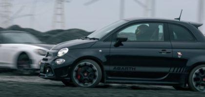 レーシングドライバーレッスンが当たるアバルトの豪華キャンペーン!