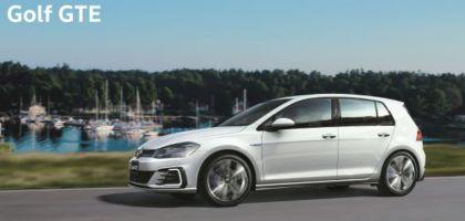 フォルクスワーゲン「Golf GTE」が当たる自動車懸賞!