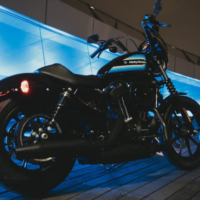 ハーレーダビッドソン「アイアン1200」が当たるバイク懸賞!